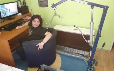 Бојан Гавриловић из Смедерева добио хидрауличну дизалицу уз помоћ Синдиката ЕМС-а