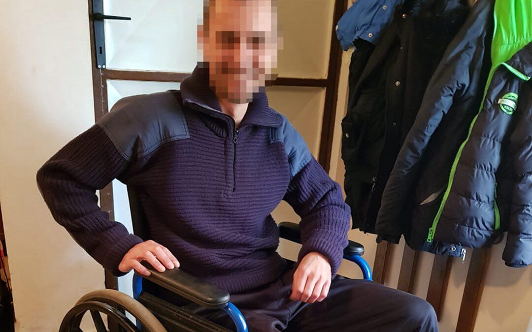 Драган Кнежевић добио своја колица захваљујући вама