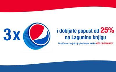 Припремите Пепси чепове – почиње велика акција!