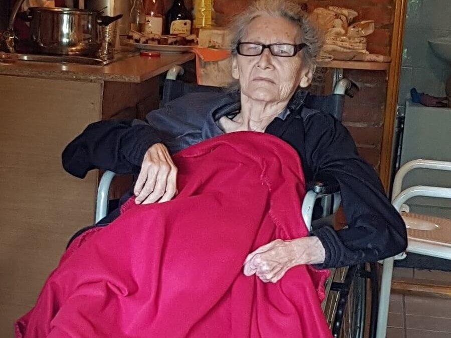 Видинки Маџарац (78) желимо да проживи што дуже треће доба уз помоћ собних инвалидских колица