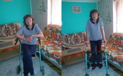 Бојана Баштованов добила своје ортопедско помагало