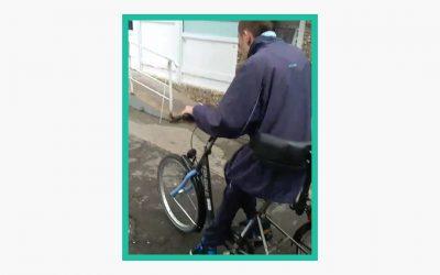 Душан из Земуна добио трицикл